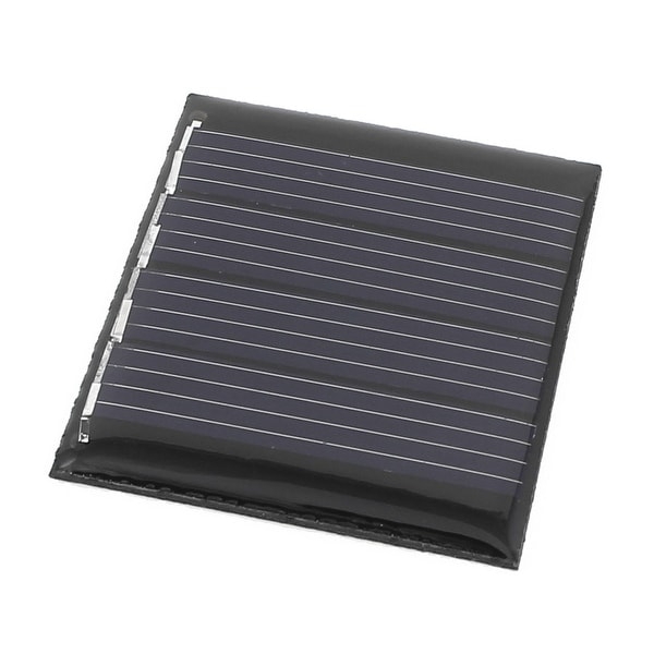 2V 0.14W DIY Polycrystallinesilicon Solar Panel Power Battery Charger 40mmx40mm