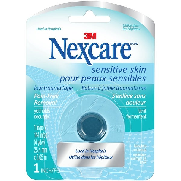 Nexcare First Aid Tape 1/Pkg-4Yds