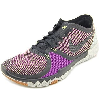 Nike Free Trainer 3.0 V4 Men Round Toe Synthetic Running Shoe