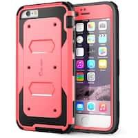 i-Blason-iPhone6-4.7-Armorbox Series Fullbody Protective Case-Pink