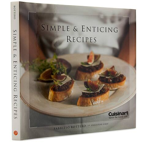 Simple & Enticing Recipes by Fabrizio Bottero