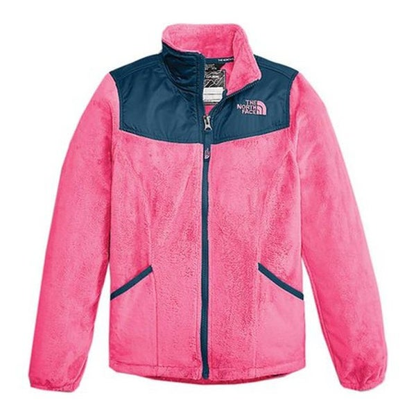 18cf0810b Shop The North Face Girls' Osolita 2 Jacket Gem Pink - Free Shipping ...