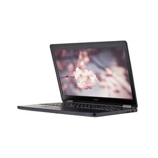 """Dell Latitude E5550 Core i7-5600U 2.6GHz 8GB RAM 500GB HDD Win 10 Pro 15.6"""" Laptop (Refurbished B-Grade)"""