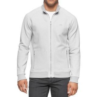 Calvin Klein Mens Jacket Printed Long Sleeves