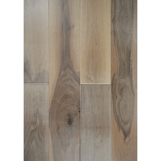Miseno MLFR-MONTREAL-S-W-E  Montreal - Varying Width Planks Engineered Hardwood Flooring - Smooth - Madeleine