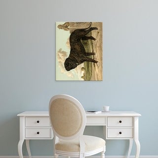 Easy Art Prints Vero Shaw's 'Mastiff' Premium Canvas Art