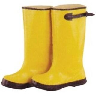 Diamondback RB001-7-C Overshoe Boot, Size 7, Yellow
