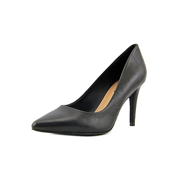 Tahari Womens Brice Heels Pointed Toe Pumps