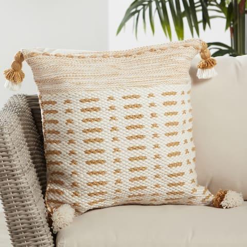 Brenatto Tribal Indoor/ Outdoor Pillow