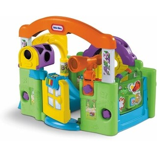 NEW! Little Tikes Activity Garden Baby Playset - Multi-functional Play Center