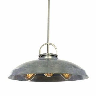 Miseno MLIT136790 3-Light Full-Sized Industrial Style Pendant