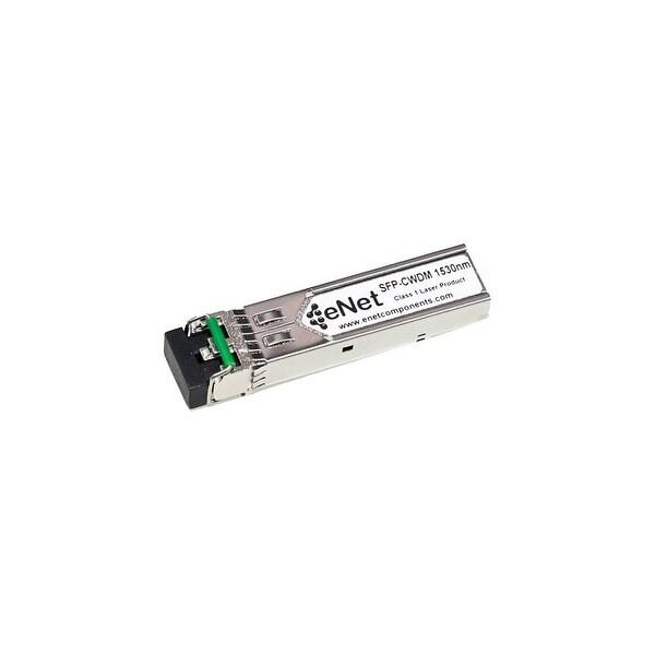 ENET SFP9100-53-ENC ENET Harmonic Compatible SFP9100-53 1000BASE-CWDM SFP 1530nm 80km DOM Duplex LC SMF Compatibility Tested and