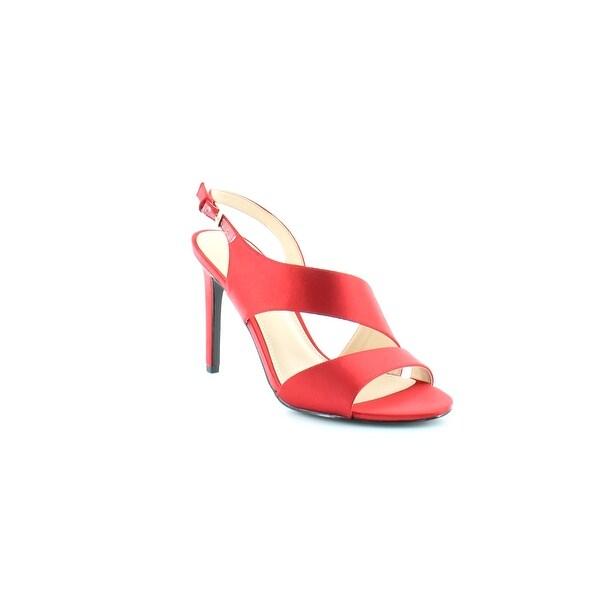 Nina Consuela Women's Heels Soft Red