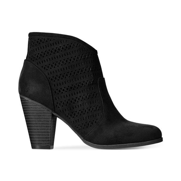 American Rag Womens Ariane Almond Toe Ankle Fashion Boots