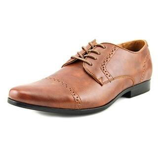 Guess Gentry 2 Cap Toe Synthetic Oxford|https://ak1.ostkcdn.com/images/products/is/images/direct/b136950a2b6a70bc9a92d206aff1ec5ebc9d71d6/Guess-Gentry-2-Cap-Toe-Synthetic-Oxford.jpg?impolicy=medium