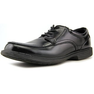 Nunn Bush Bourbon St   Bicycle Toe Leather  Oxford