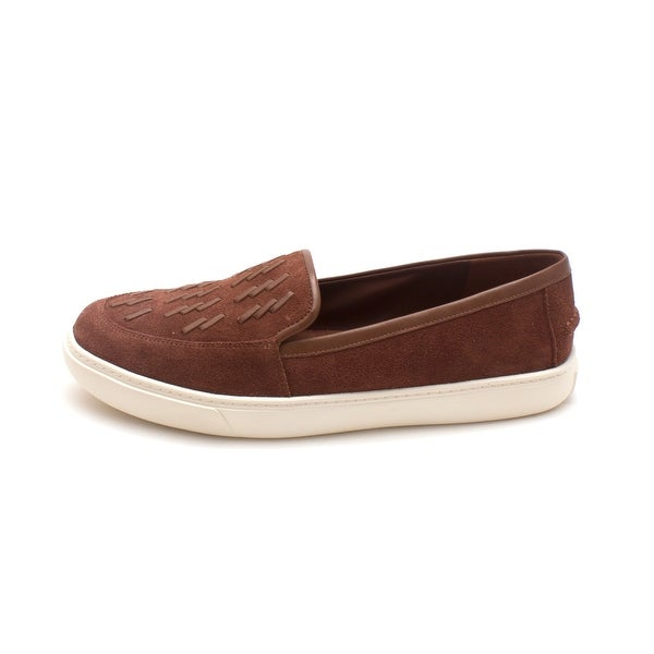 Cole Haan Womens D44247 Suede Closed Toe Loafers - 6