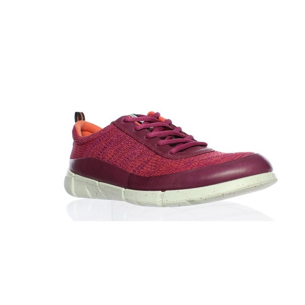a474bba792 Shop ECCO Womens Intrinsic Knit-W Burgundy Running Shoes Size 11.5 ...