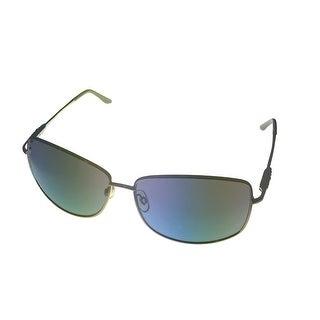 Esprit Womens Sunglass 19309 543 Silver Metal Fashion Avaitor, Light Blue Lens - Medium