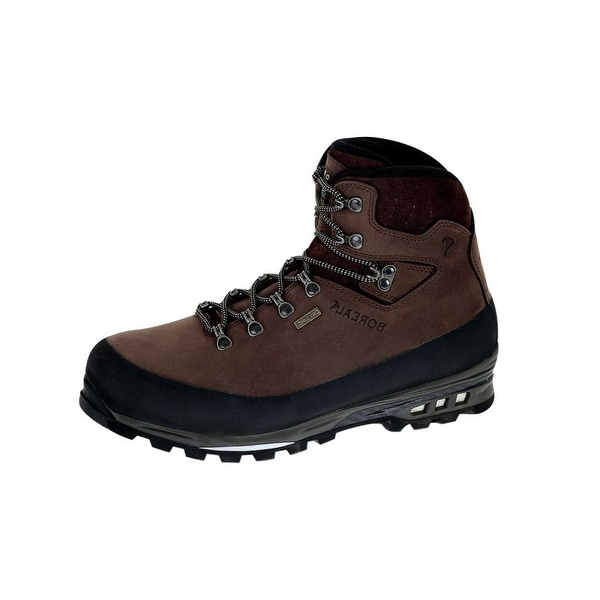 Boreal Climbing Boots Mens Lightweight Zanskar Marron Brown