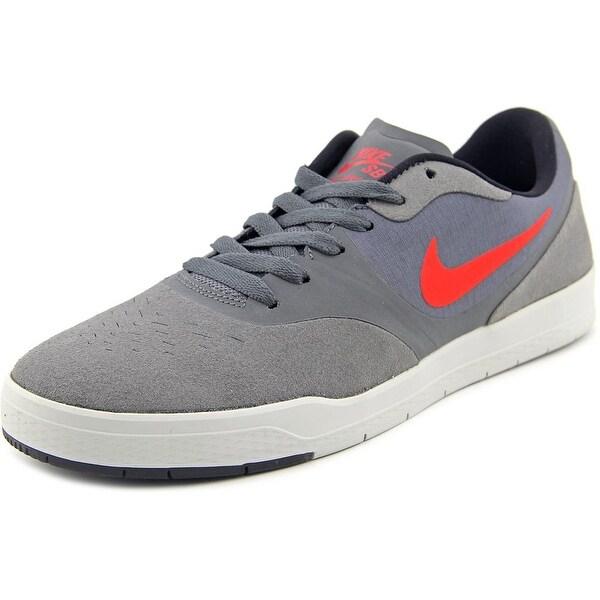 2a6985df016 Shop Nike Paul Rodriguez 9 CS Men Round Toe Synthetic Gray Skate ...
