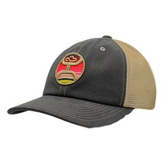ff11387004402 ... cheap hooey hat womens trucker kalahari snapback one size brown tan  2e89c 73854