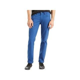 Levi's Mens 511 Ankle Jeans Slim Fit Colored - 31/32