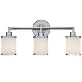 Millennium Lighting 223 3 Light Bathroom Vanity Light - Chrome