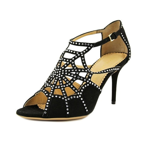 Charlotte Olympia Lotte Women Black Sandals