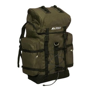 Everest Hiking Pack Olive/Black - us one size (size none)