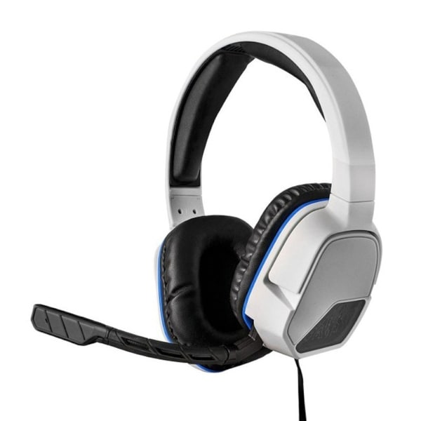 PDP White Wired Headset Afterglow LVL3 For Sony PlayStation 4 PS4