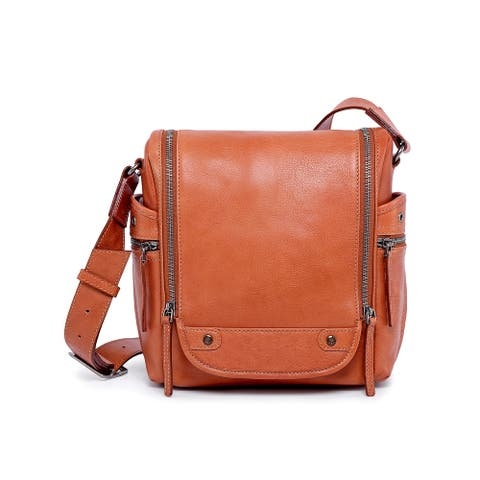 Old Trend Genuine Leather Rock Hill Crossbody Bag