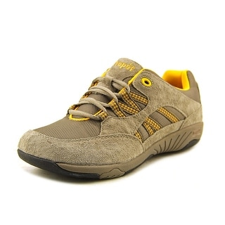 Propet Leila N/S Round Toe Suede Walking Shoe