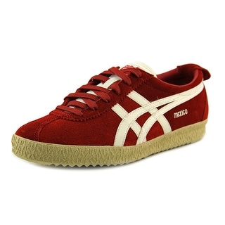 Onitsuka Tiger by Asics Mexico Delegation Round Toe Leather Sneakers