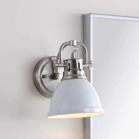 "Safavieh Lighting Lawson LED Bathroom Sconce - 6.5""x8.5""x8.5"""