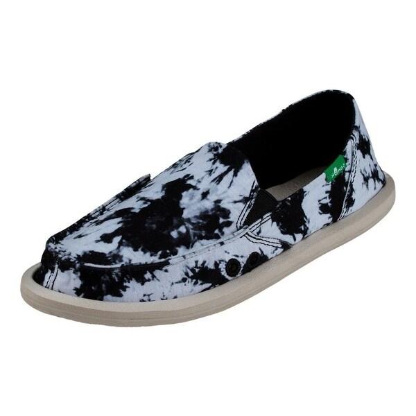 Sanuk Casual Shoes Womens Donna Tye Dye Slip On Canvas