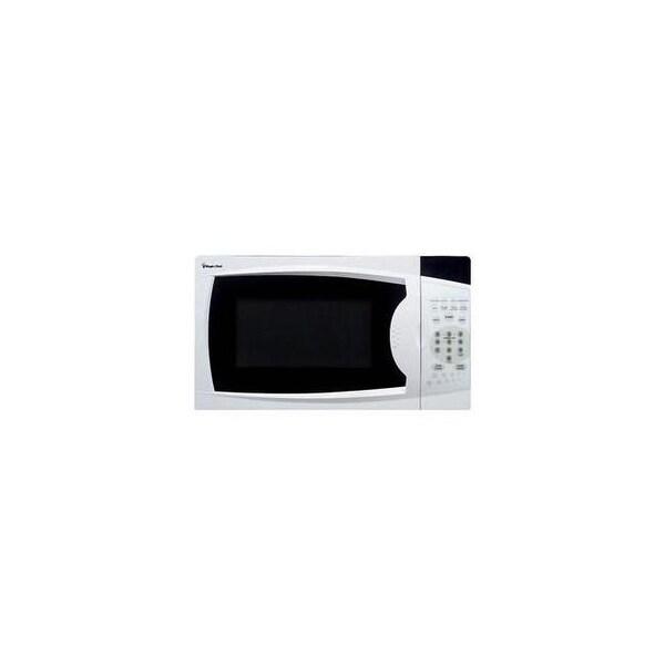 Magic chef mcm770w 0.7 microwave oven white