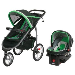 Graco Fast Action Jogger Travel System Fern Jogger Travel System