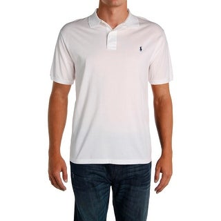 Polo Ralph Lauren Mens Big & Tall Polo Shirt Classic Fit Short Sleeve