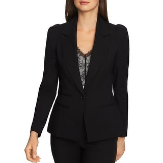 Link to 1.State Womens One-Button Blazer Fitted Office Similar Items in Suits & Suit Separates