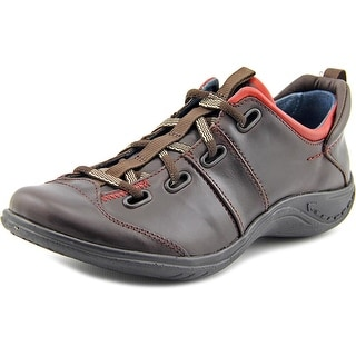 Romika Romotion 01 Round Toe Leather Sneakers