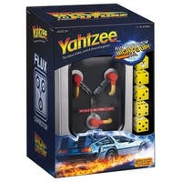 Back to the Future Yahtzee Dice Game - multi