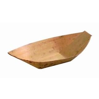 PacknWood 210BJQ7 3 x 1.6 In. Bamboo Leaf Boat, Pack Of 2000