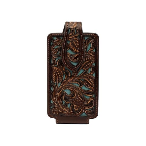 Ariat Western Cell Phone Case Underlay Swivel Clip Natural