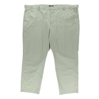 Dockers Mens Big & Tall Casual Pants Woven Flat Front