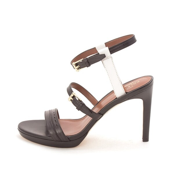 Cole Haan Womens Taytesam Open Toe Casual Ankle Strap Sandals - 6