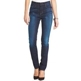 Levi's Womens Juniors Skinny Jeans Denim High Rise - 25/32