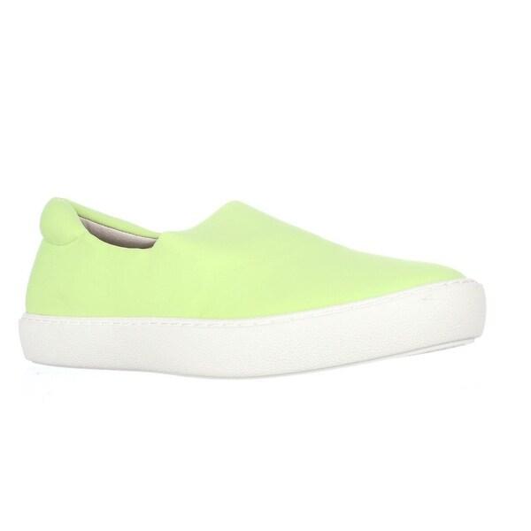 Naya Juno Slip-On Fashion Sneakers, Lime