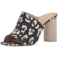Pour La Victoire Womens Yasmin Fabric Peep Toe Casual Platform Sandals