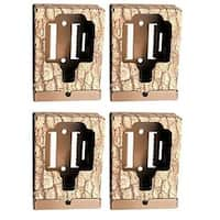 (4) Browning Trail Camera Security Box - BTCSB - Camouflage